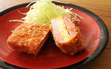 N食堂のハムカツコロッケ.jpg