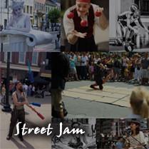 STREET JAM アーティスト募集