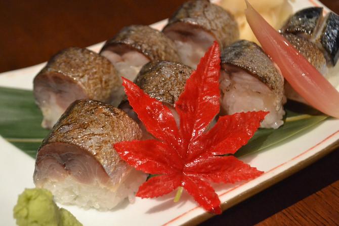 トロ鯖棒寿司に松茸ぎっしり土鍋飯!トリュフ塩で食べるあの逸品も♪EN別邸の【秋限定メニュー】ご紹介