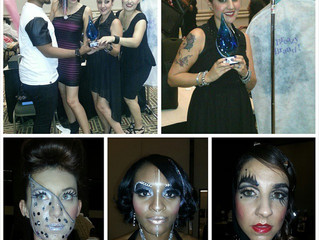 We took 3rd at Model Wars Fashion Show Competition!!!