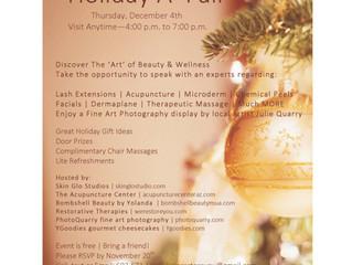 A Holiday A' Fair - December 4th 2014