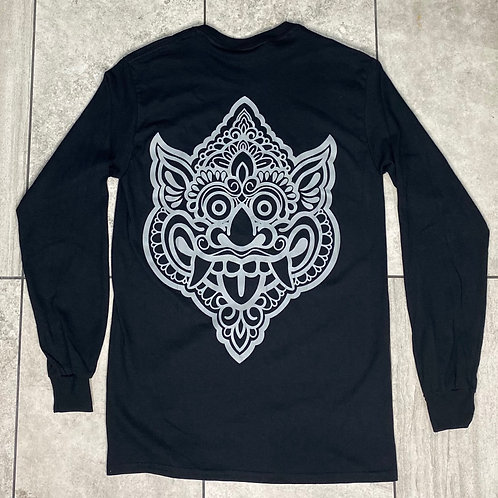 Mask long sleeve