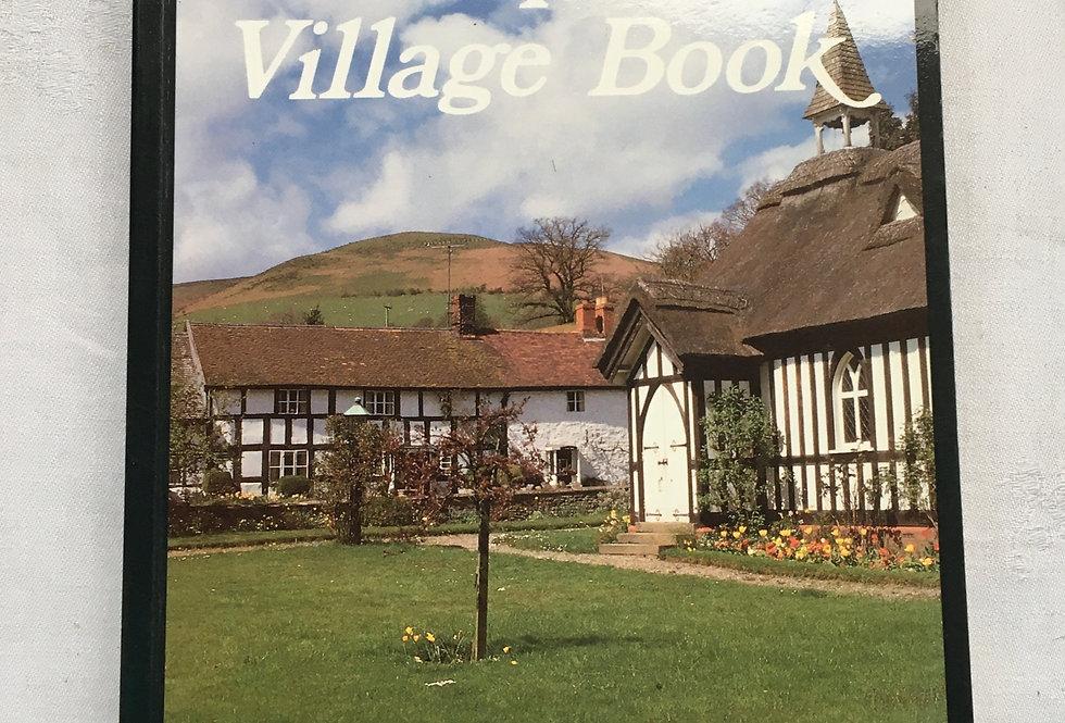 Local History Book - Shropshire Village Book WI