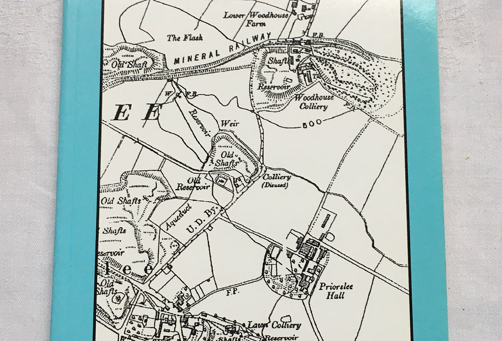 Local History Book - Prioslee Remembered Allan Frost Telford Shropshire