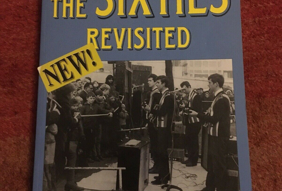 Birmingham: The Sixties Revisited New Paperback Book