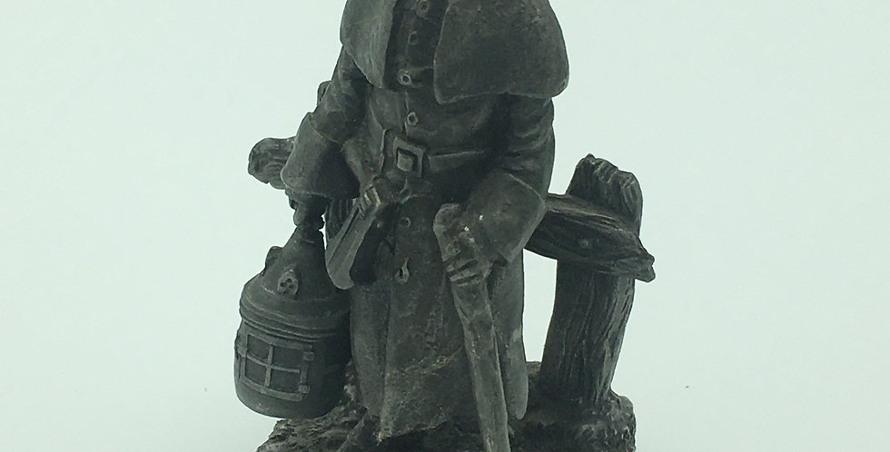 Franklin Mint - The Cries of Olde London - Watchman