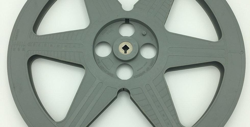 """Plio Magic 16mm Plastic Film Movie Reel 12"""" 1600 Feet"""