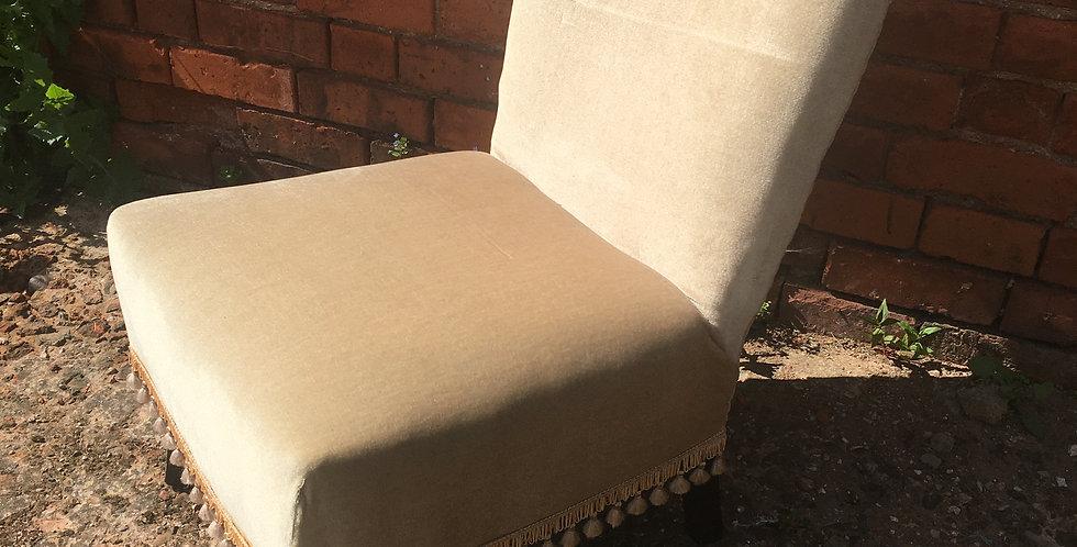 Vintage Nursing Chair or Bedroom Chair