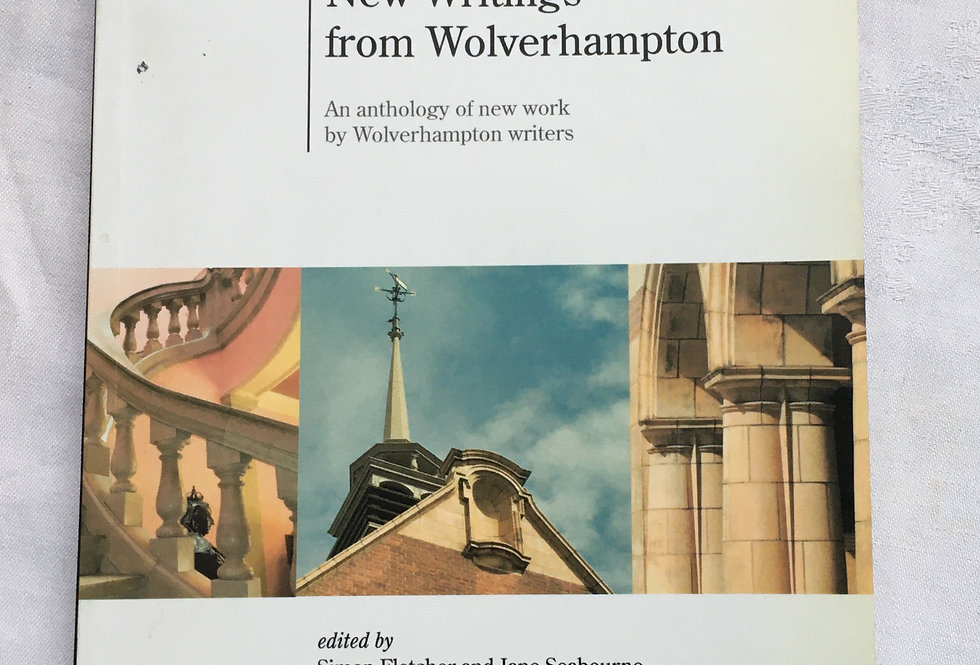 Local History Book - New Writings from Wolverhampton