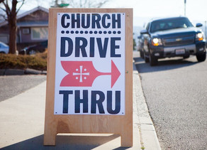 What is Drive-Thru Church?
