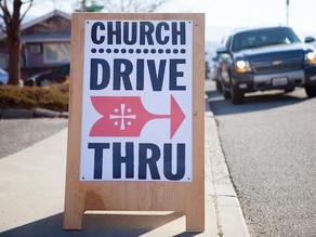 What is Drive-Thru Church?