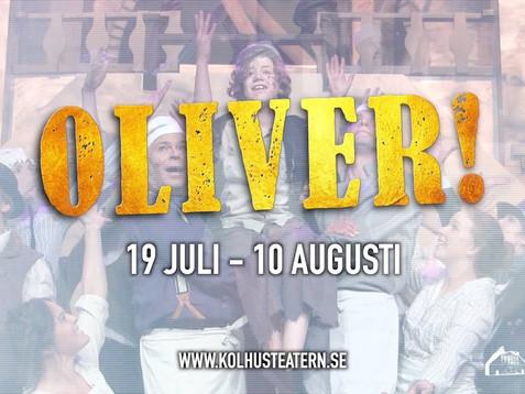 Trailer - Kolhusteaterns OLIVER!