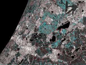 Flood Security from Space