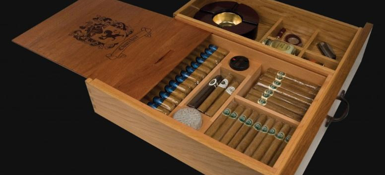 Cigar Drawer