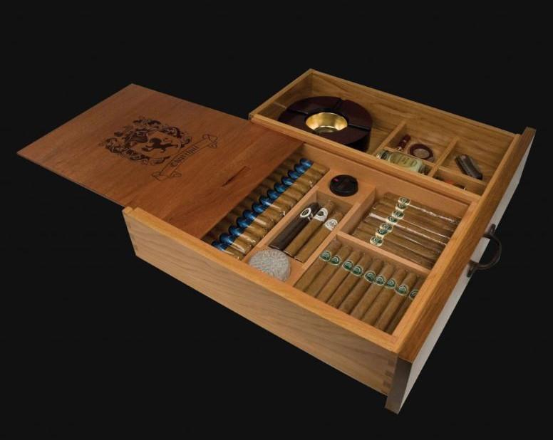 Cigar Drawer