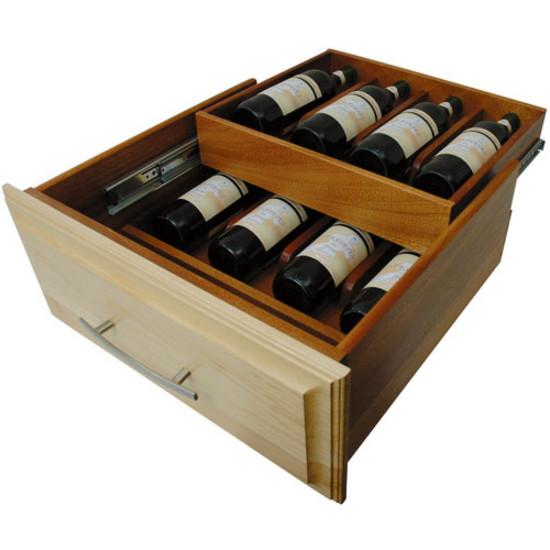Wine Drawer 3 Tier
