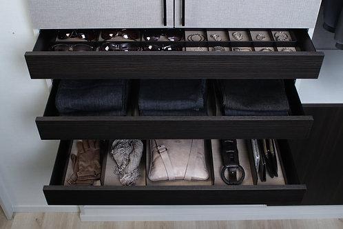 Drawer Jewelry Fabric