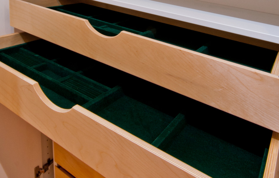 Drawer Pull Outs With Scoop