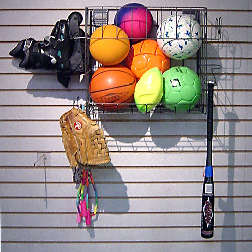 Basket Sports Rack