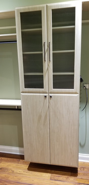 Doors With Reeded Glass