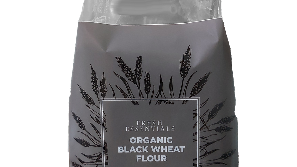 Organic Black Wheat Flour