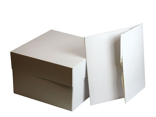 Cake Boxes & Lids - pack of 5