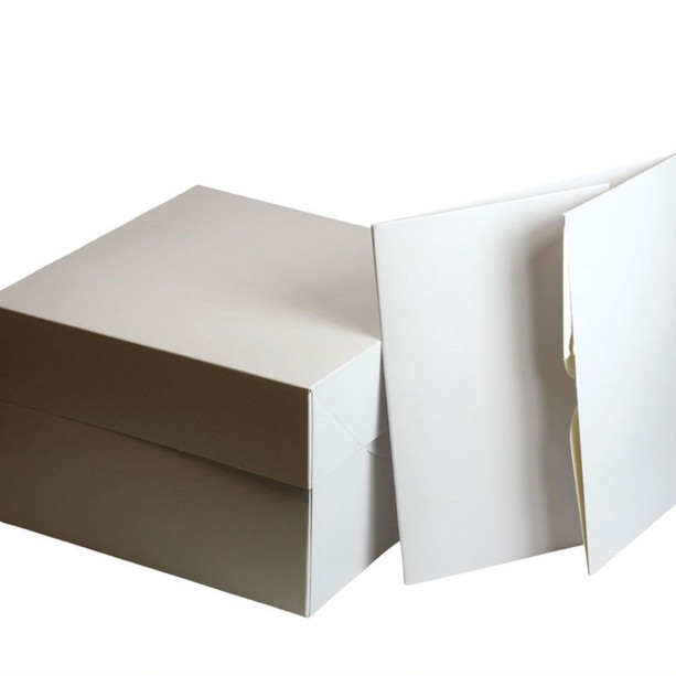 Cake Boxes, Cello, Bags & Liners