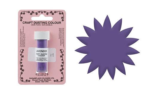 Sugarflair Non - Edible Craft Dust - Lavender - 7ml
