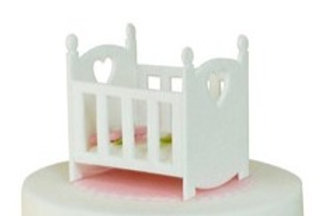 FMM Baby Cot Set of Cutters