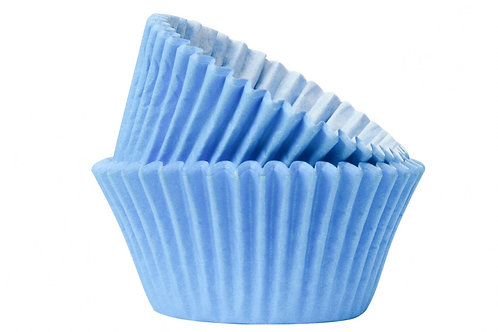 Sky Blue Muffin, Cupcake Case,  Baking Cases - Pack of 50