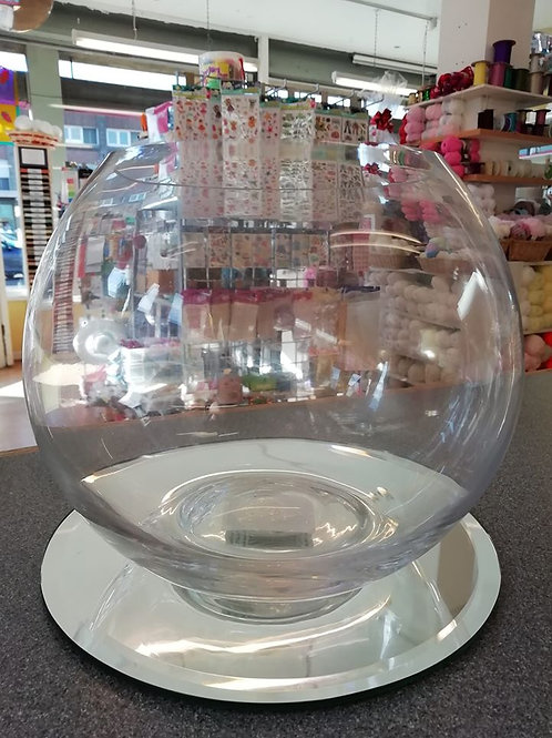 Candy Buffet Glassware Hire - 15 Pieces - includes deposit