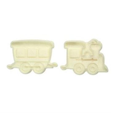 Train & Coach -  Jem Pop it Mould - Set of 2