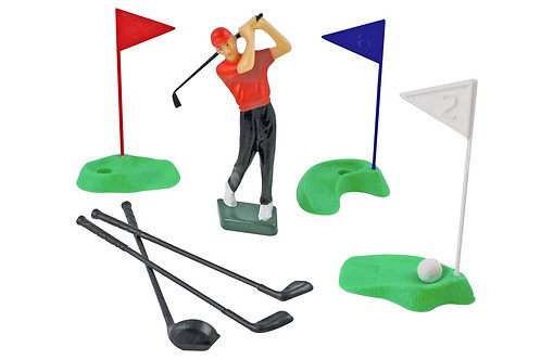 PME Golf Decorations / Plastic Figure