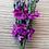 Thumbnail: Scottish Heather,  Bunch of 12 Stems, Artificial - Purple, Mauve, Pink & White