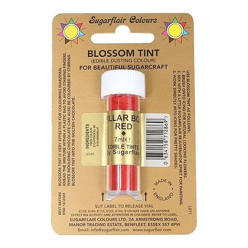 Sugarflair Edible Blossom Tint Colour - Pillar Box Red 7ml