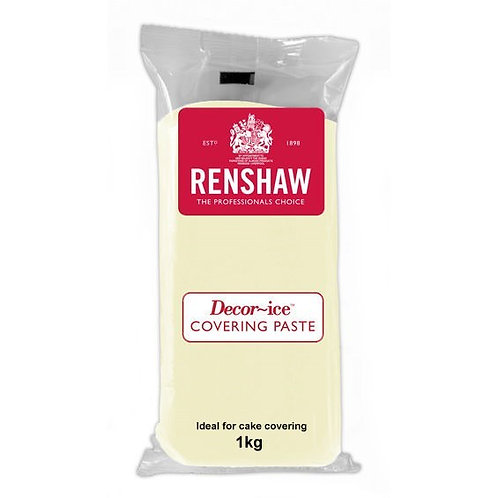 Renshaw Covering Paste / Icing - Ivory - 1kg