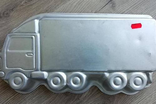 Lorry (A) Wilton Novelty Cake Tin, Pan - Ex Hire