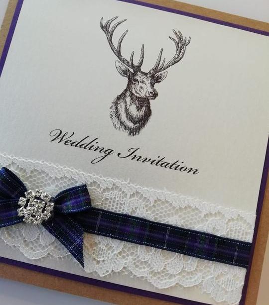 Scottish Invitations