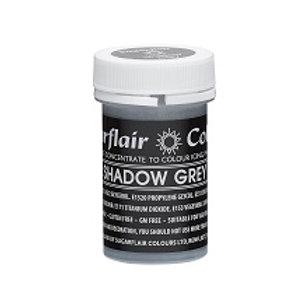 Shadow Grey Food Colouring Paste,  Sugarflair Pastel Paste 25g