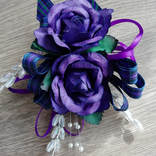 Cake Flowers & Corsages
