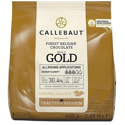 Callebaut Belgian Gold Chocolate