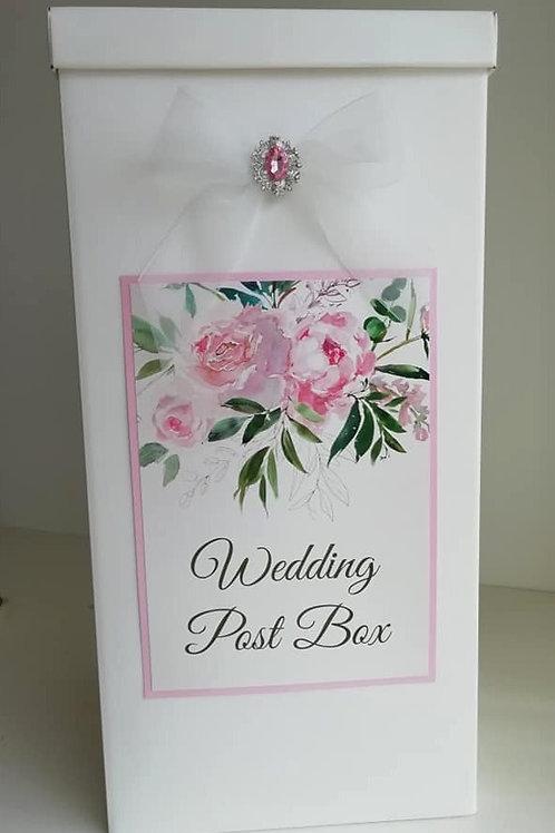 Love Confession Wedding Post Box