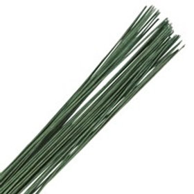 Flower Wires 32g -  1 Pack of 50 Green and 1 pack of 50 White