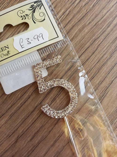 Diamante Number 5