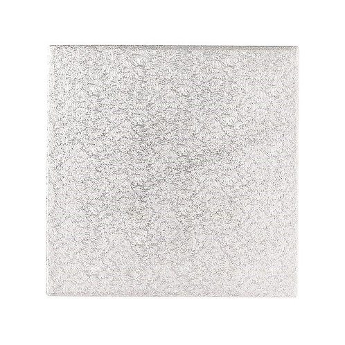 Square Cut Edge Cake Cards  - 1.1mm Thick -  Packed in 5, 10, 25's