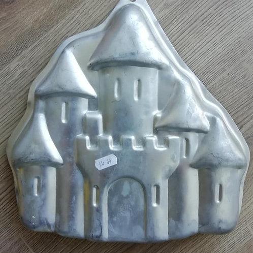Fairy Tale Castle, Wilton Novelty Cake Tin, Pan - Ex Hire