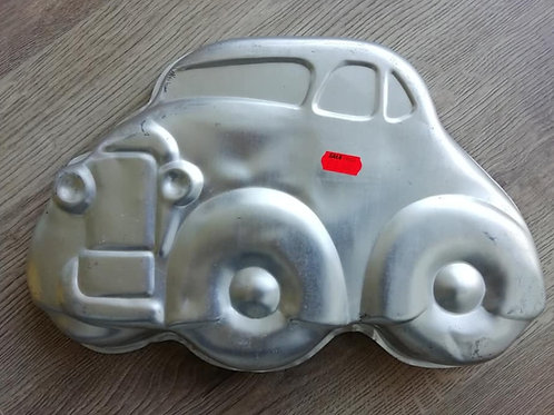 Car Novelty Cake Tin, Pan - Ex Hire
