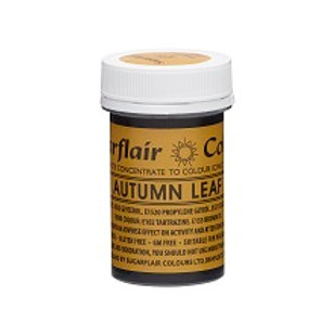 Autumn Leaf Food Colouring Paste  -  Sugarflair Spectral Paste 25g