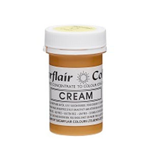 Cream - Sugarflair Tartranil Paste 25g
