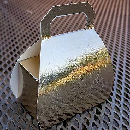 Lari Handbag Box - Gold Coloured - Pack of 10